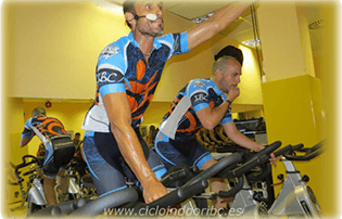 Evento Ciclismo Indoor IBC